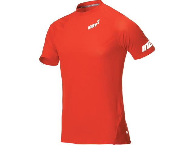 inov-8 Base Elite Camiseta Manga Corta Hombre, red